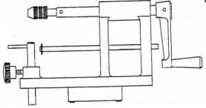 MILEHI-20 - Keystone Mainspring Winder