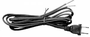 NATION-21 - 6 Ft. White Electric Cord - Image 1