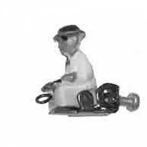 PM-14 - Cuckoo Clock Sitting Man Figure - Image 1