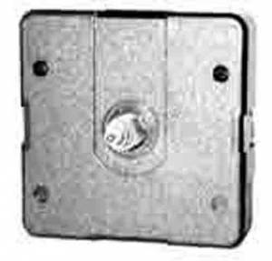 PRIMEX-21 - Backwards Quartz Movement - 15mm Hand Shaft For Push On Hands - Image 1