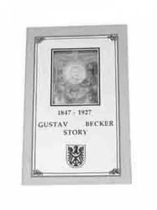 SCANLON-87 - The Gustav Becker Story By Karl Kochmann - Image 1