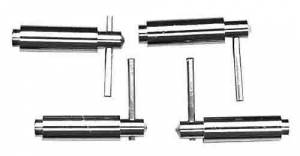 SELVA-12 - Dial Mounting Feet With Taper Pins - Image 1