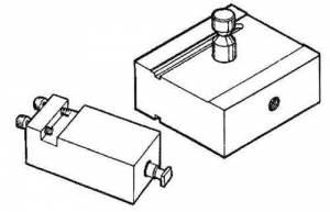 SHER-41 - Headstock Riser Set (#1291) - Image 1
