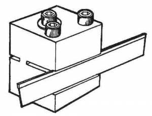 SHER-41 - Cutoff Tool & Holder (#3002) - Image 1