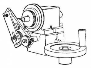 SHER-41 - Screw Cutting Attachment (#3100) - Image 1