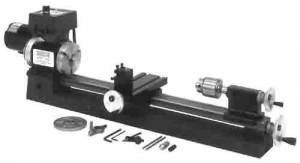 SHER-41 - Long Bed Sherline Lathe #4400A - Image 1