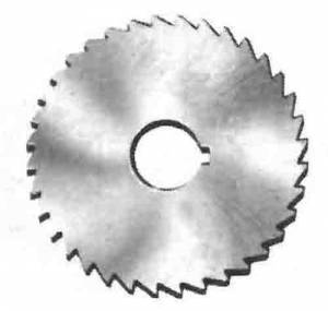 SHER-41 - .051 X 110T Slitting Saw 7304 - Image 1
