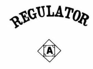 SHIPLEY-85 - Regulator A Drop Glass (RG-22) - Image 1