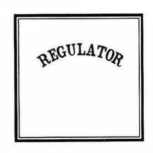 "SHIPLEY-85 - 14"" x 16"" Store Regulator Glass SRG-400 - Image 1"