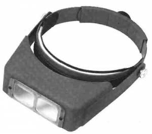 "SONA - 6"" Optivisor  2-3/4 Power"