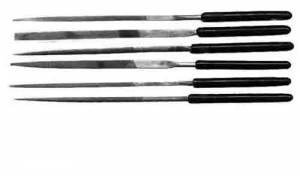 SONA-67 - 6-Piece Needle File Set - Image 1