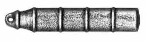 STAHL-31 - 1300 Gram Cast Iron German Weight - Image 1