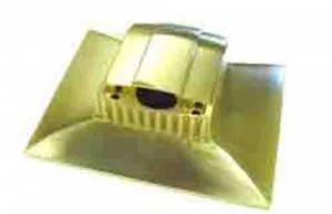 TS-15 - Golden Hour Clock Gold Base