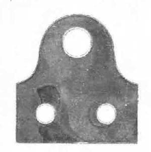 "TT-11 - 1-1/4"" Clock Hanger - Image 1"