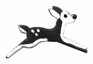 TT-11 - Lux & Keebler Reindeer