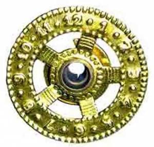 TT-21 - Alarm Mechanism-Center Alarm Ring - Image 1