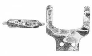 TT-23 - Ansonia Hook And Bracket Set