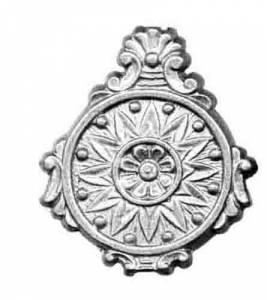 TT-23 - Kitchen Clock Petal Pendulum - Image 1