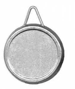 "TT-23 - Mantel Clock Bob - Ingraham1-1/2"" - Image 1"