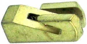 TT-23 - French Pendulum Hook-Slotted Brass #3-48 - Image 1