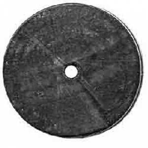 "TT-24 - 1- Day 7/8"" Wood Pulley  - Image 1"