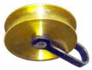 "TT-24 - Rope 1-1/2""  Pulley - Image 1"