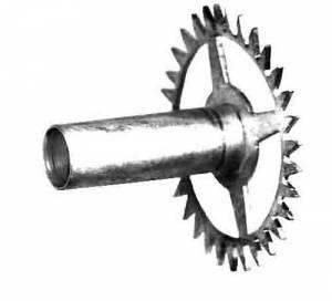 TT-32 - 31-Day Calendar Wheel  31 Teeth - Image 1