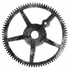 "TT-32 - 2-13/16"" x 84 Tooth Main Wheel - Image 1"