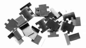 TT-4 - Bezel Glass Tab 20-Piece Assortment