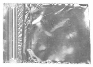 "VO-96 - 4"" x 6"" Poly Self-Locking Bag   100-Pack - Image 1"