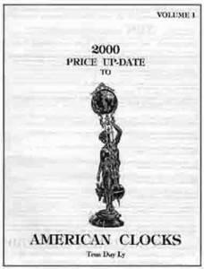 Timesaver - American Clocks - Volume I 2005 Price Update