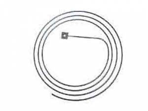 "Timesaver - 5-1/8"" (130mm) Wire Gong - Image 1"