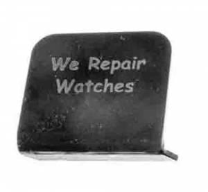 Timesaver - We Repair Watches Sign - Image 1