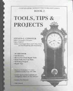 Tools, Tips & Projects-Book #2 by Steven Conover - Image 1