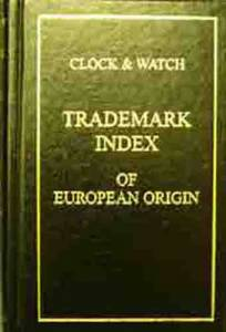 Clock & Watch Trademark Index By Karl Kockmann