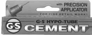 G-S Crystal Cement