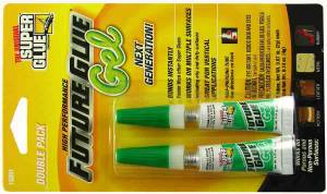Future Glue 2G Gel - 2 Tubes - Image 1