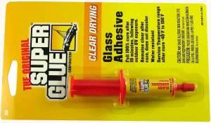 Super Glue Glass Adhesive