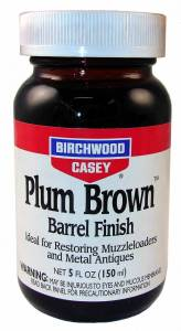 Plum Brown Finish - Image 1