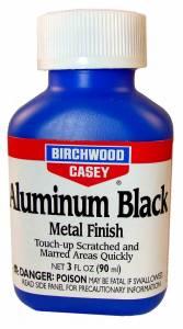 Aluminum Black Metal Finish