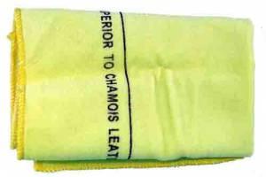 Siliconized Polishing Cloth