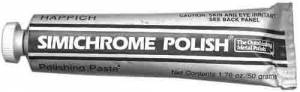 Simichrome Polish  50 Gram Tube