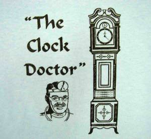 The Clock Doctor T-Shirt   Size Large