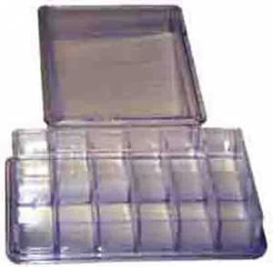 12-Compartment Storage Box