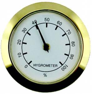 """1-7/16"""" Hygrometer Fit Up"""