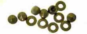 12-Piece Hermle Style Hand Nut Assortment for #577 Movement - Image 1