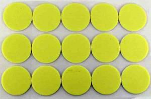 """Adhesive 1"""" Dots - Image 1"""