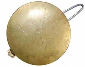 """Adjustable Bob2-3/16""""Antiqued Brass - Image 1"""