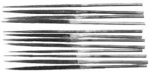 12-Piece #0 Cut Economy File Set - Image 1
