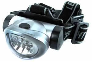 8-LED Head Lamp